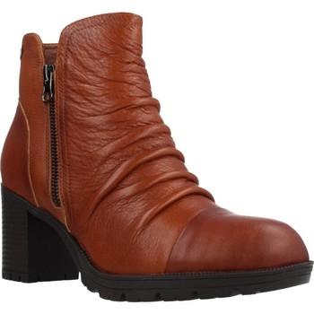 Sapatos Mulher Botins Carmela 66869C Marron