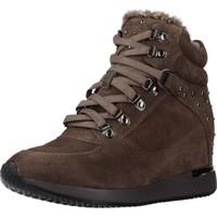 Sapatos Mulher Sapatilhas de cano-alto Carmela 66878C Marron
