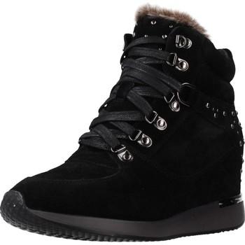 Sapatos Mulher Sapatilhas de cano-alto Carmela 66878C Preto