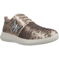 Sapatos Mulher Sapatilhas Stonefly FLUT 2 PAILL/G.LAMIN Ouro