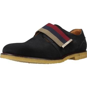 Sapatos Homem Sapatos Angel Infantes 06100A Azul