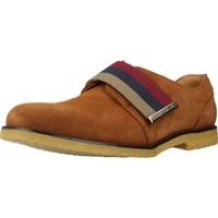 Sapatos Homem Sapatos Angel Infantes 06100A Marron