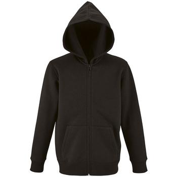 Textil Criança Sweats Sols STONE COLORS KIDS Negro