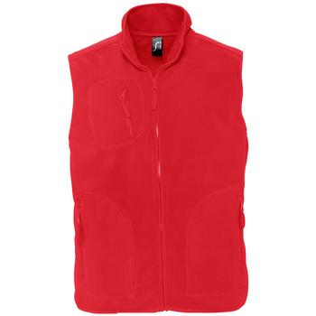 Textil Casaco polar Sols NORWAY POLAR Rojo