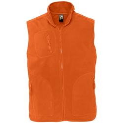 Textil Casaco polar Sols NORWAY POLAR Naranja