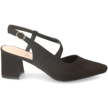 Sapatos Mulher Escarpim Prisska Y5678 Negro
