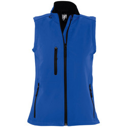 Textil Mulher Corta vento Sols RALLYE SPORT WOMEN Azul