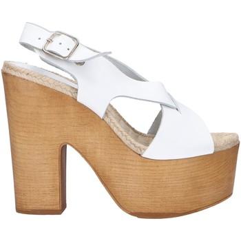 Sapatos Mulher Sandálias Chika 10 RUSIA 02 Blanco
