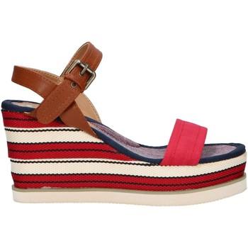Sapatos Mulher Sandálias Chika 10 NILA 03 Rojo