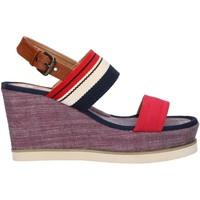 Sapatos Mulher Sandálias Chika 10 NILA 01 Rojo