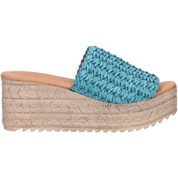 Sapatos Mulher Alpargatas Chika 10 EGIPTO 06 Azul