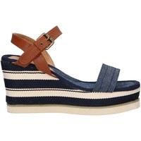 Sapatos Mulher Sandálias Chika 10 NILA 03 Azul