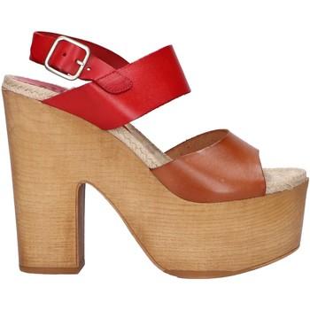 Sapatos Mulher Sandálias Chika 10 RUSIA 04 Rojo