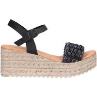 Sapatos Mulher Alpargatas Chika 10 EGIPTO 05 Negro