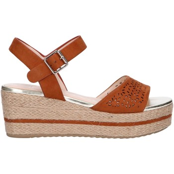 Sapatos Mulher Alpargatas Chika 10 DONA 08 Marr?n
