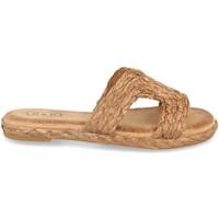 Sapatos Mulher Alpargatas H&d BQ19-05 Camel