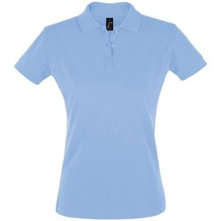 Textil Mulher Polos mangas curta Sols PERFECT COLORS WOMEN Azul