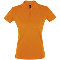 Textil Mulher Polos mangas curta Sols PERFECT COLORS WOMEN Naranja