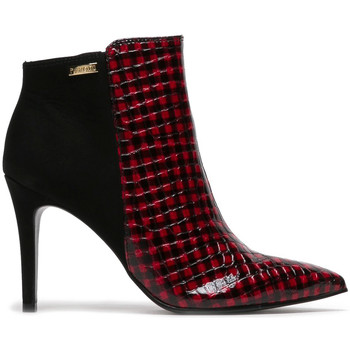 Sapatos Mulher Botins Parodi Shoes 83/5189/01 Multicolor