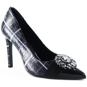 Sapatos Mulher Escarpim Parodi Shoes 83/4151/01 Blue