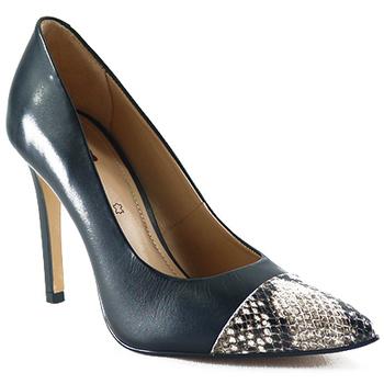 Sapatos Mulher Escarpim Parodi Shoes 82/3686/01 Black