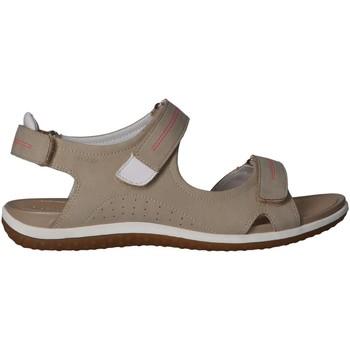 Sapatos Mulher Sandálias desportivas Geox D52R6A 000EK D SANDAL Beige