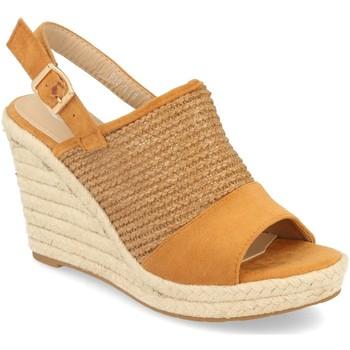 Sapatos Mulher Alpargatas Festissimo F20-3 Camel