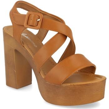 Sapatos Mulher Sandálias Festissimo Y288-119 Camel