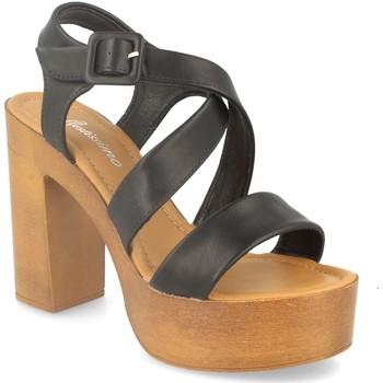Sapatos Mulher Sandálias Festissimo Y288-119 Negro