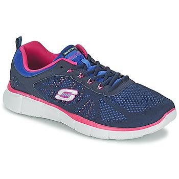 Sapatos Mulher Multi-desportos Skechers EQUALIZER Marinho