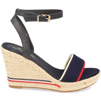 Sapatos Mulher Sandálias Festissimo F20-21 Azul