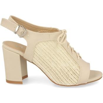 Sapatos Mulher Sandálias Festissimo F20-29 Beige