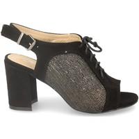 Sapatos Mulher Sandálias Festissimo F20-29 Negro