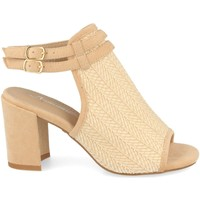 Sapatos Mulher Sandálias Festissimo F20-5 Beige