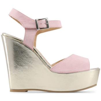 Sapatos Mulher Sandálias Made In Italia - betta Rosa