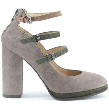 Sapatos Mulher Escarpim Made In Italia - filomena Cinza