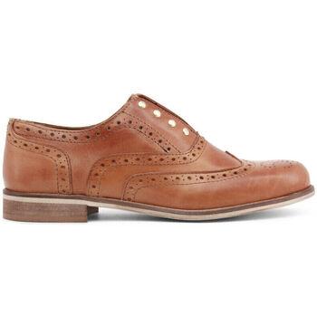 Sapatos Mulher Sapatos Made In Italia - teorema Castanho