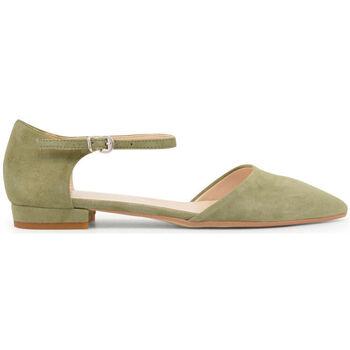 Sapatos Mulher Sabrinas Made In Italia - baciami Verde