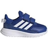 Sapatos Rapaz Sapatilhas de corrida adidas Originals Tensaur Run I Azul