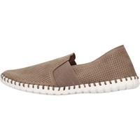 Sapatos Homem Slip on Grunland - Slip on  beige SC4918 BEIGE