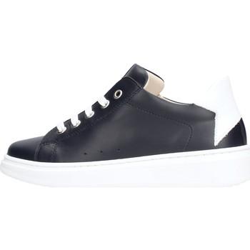 Sapatos Rapaz Sapatilhas Sho.e.b. 76 - Sneaker blu/bianco 1704-R16 BLU