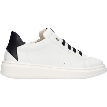 Sapatos Rapaz Sapatilhas Sho.e.b. 76 - Sneaker bianco/blu 1704-R15 BIANCO