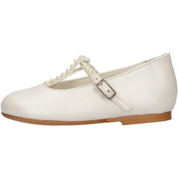 Sapatos Rapariga Sabrinas Oca Loca - Ballerina bianco 8041-11 BIANCO