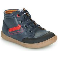 Sapatos Rapaz Sapatilhas de cano-alto GBB VIGO Marinho
