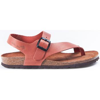 Sapatos Mulher Sandálias Interbios Sandalias  7162 Teja Laranja