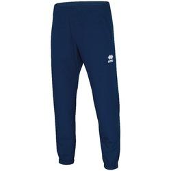 Textil Homem Calças de treino Errea Pantalon  Austin 3.0 bleu
