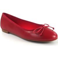 Sapatos Mulher Sabrinas Maria Jaen Sapato de senhora  62 vermelho Rouge