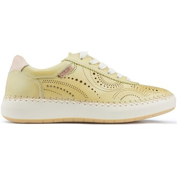 Sapatos Mulher Sapatilhas Pikolinos Sapatos  MESINA W6B YELLOW