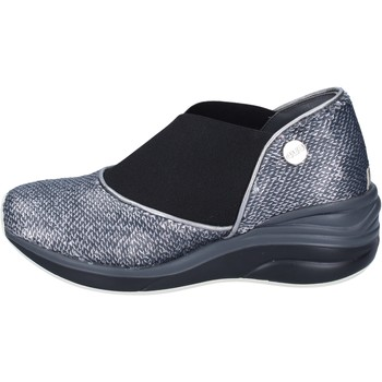 Sapatos Mulher Slip on Paciotti 4us Sneakers BN344 Cinza