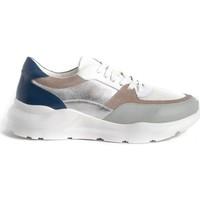 Sapatos Mulher Sapatilhas Stephen Allen 10833-C10 Branco